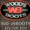 Wood's Boots - Colorado City, TX
