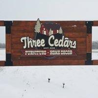 Three Cedars