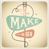 The Make Den Sewing School