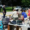 Flea Market on Second Street
