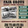 Fair Grove Spring Fever Festival april 27 & 28 , 2013