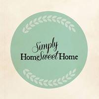 Simply Home Sweet Home