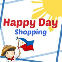 Happy Day Shopping