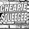 Cheapie Squeegee
