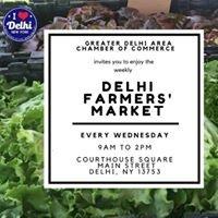 Delhi Farmers Market