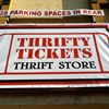 Thrifty Tickets Thrift Store