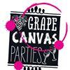 Grape Canvas Parties