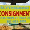 Blythewood Consignment