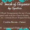 A Touch of Elegance by Cynthia Brown