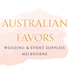 Australian Favors