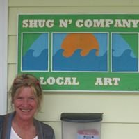 Shug n' Company, Local Beach Art