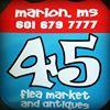 45 Flea Market & Antiques