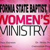 CA State Baptist Convention Women's Ministry