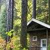 Shasta Retreat Cabin, Dunsmuir CA