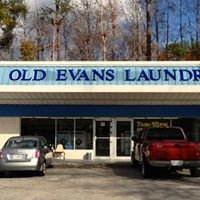 Old Evans Laundry