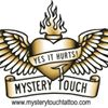 Mystery touch Tattoo Since 1999