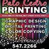 Palo Cedro Printing