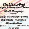 GrilleArt  Automotive Themed Wall Hangings