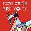 Mrs Red's art room