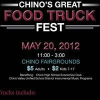 Chino's Great Food Truck Fest