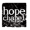 Hope Chapel of the Valley Foursquare Church