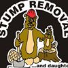 Stump Removal & daughter