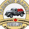 Hedley Farmers' Market & Sunday Fair