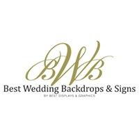 Best Wedding Backdrops