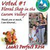 Leah's Perfect Rose, Minden/GV Florist