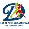 CPA - Club de patinage artistique de Donnacona