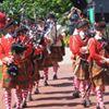 78th Fraser Highlanders, Fort St.Andrew's Ville de Québec