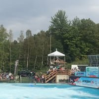 Acrobatx Rampes d'eau/Water ramps