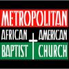 Metropolitan African American Baptist Church