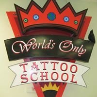 World's Only Tattoo School