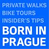 Born in Prague