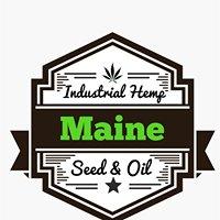 Maine Industrial Hemp Seed & Oil