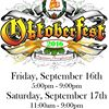 Oktoberfest in Boyertown