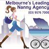 Melbourne's Leading Nanny Agency