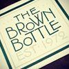 Waterloo Brown Bottle