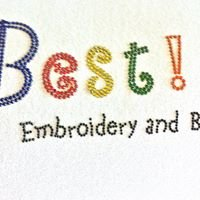 Best Embroidery and Bling