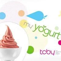 TCBY frozen yogurt  Ocean City, MD