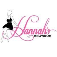 Hannahs Boutique