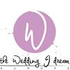 The wedding I dream