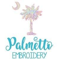 Palmetto Embroidery Boutique
