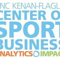 UNC Center of Sport Business