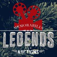Legends Memorabilia and Auctions