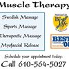 Tucker Muscle Therapy