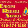 Efficient Reliable Services, Inc - ERS Inc HVAC Heating and Cooling