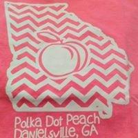 The Polka Dot Peach