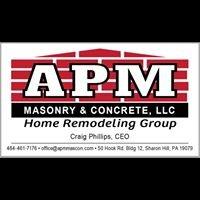 APM Masonry & Concrete